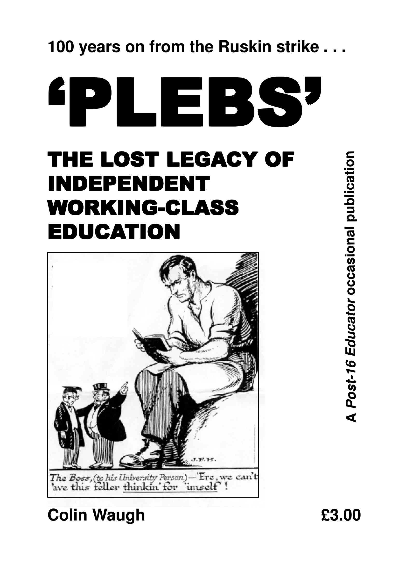 Plebs pamphlet current version 2